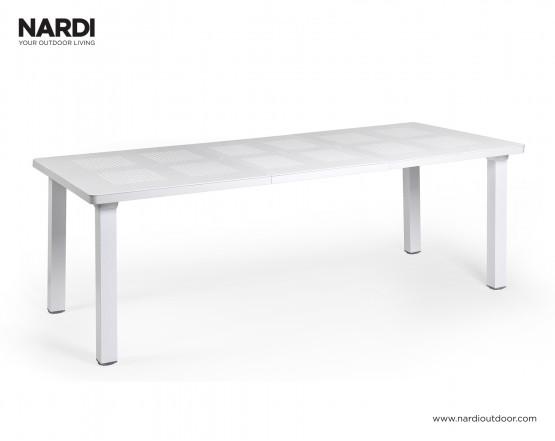Стол Levante Bianco Vern Bianco: фото - магазин CANVAS outdoor furniture.