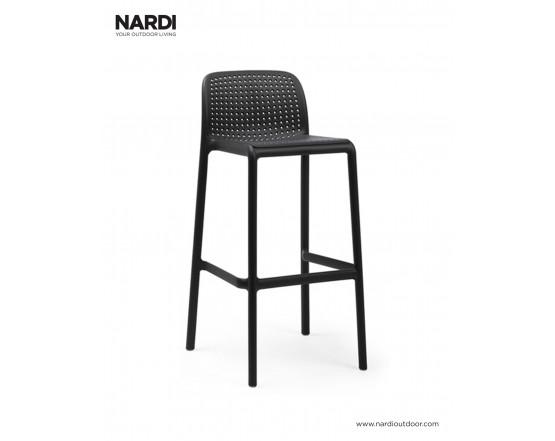 Барный стул Lido Antracite: фото - магазин CANVAS outdoor furniture.