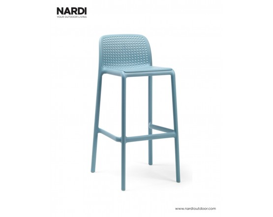 Барный стул Lido Celeste: фото - магазин CANVAS outdoor furniture.