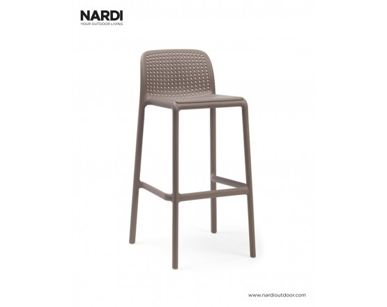 Барный стул Lido Tortora: фото - магазин CANVAS outdoor furniture.