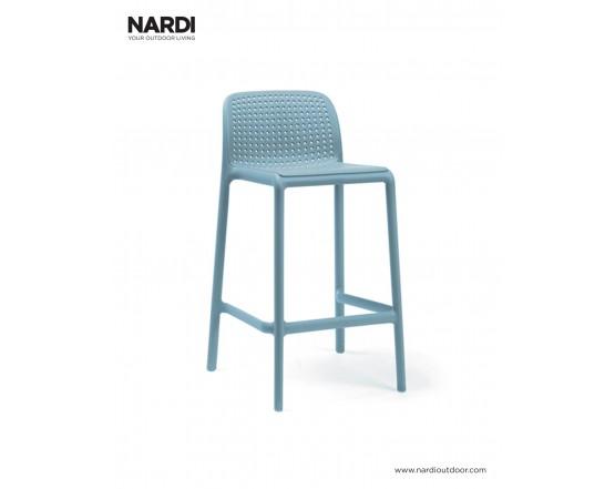 Барный стул Lido Mini Celeste: фото - магазин CANVAS outdoor furniture.