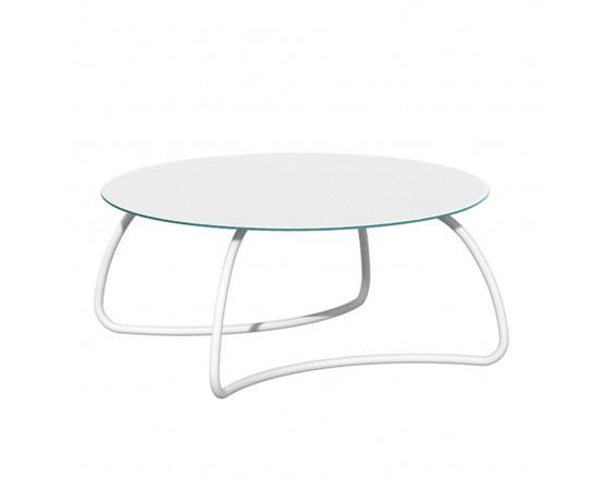 Обеденный стол Loto Dinner 170 Bianco: фото - магазин CANVAS outdoor furniture.