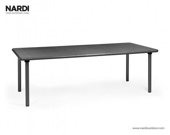 Стол Maestralle 220 Antracite Vern Antracite: фото - магазин CANVAS outdoor furniture.