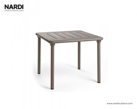 Стол Maestralle 90 Tortora Vern Tortora: фото - магазин CANVAS outdoor furniture.