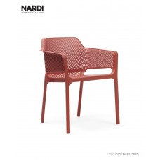 Стул Net Corallo: фото - магазин CANVAS outdoor furniture.