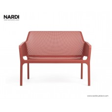 Скамейка Net Bench Corallo: фото - магазин CANVAS outdoor furniture.