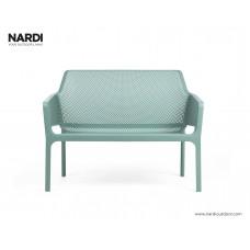 Скамейка Net Bench Salice: фото - магазин CANVAS outdoor furniture.