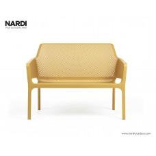 Скамейка Net Bench Senape: фото - магазин CANVAS outdoor furniture.