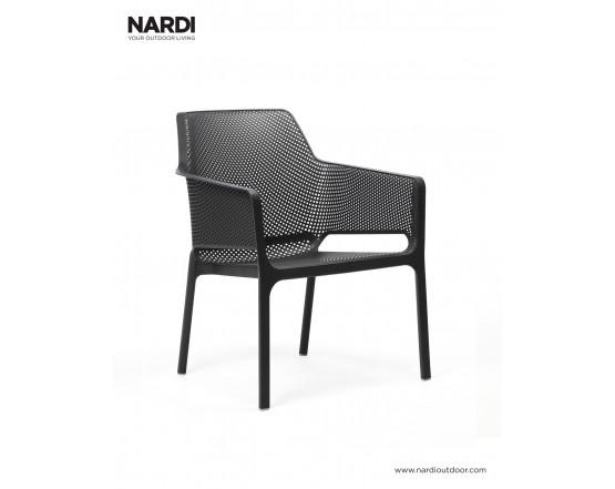 Кресло Net Relax Antracite: фото - магазин CANVAS outdoor furniture.