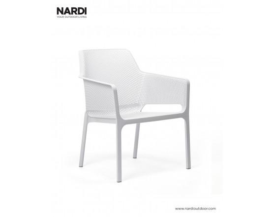 Кресло Net Relax Bianco: фото - магазин CANVAS outdoor furniture.