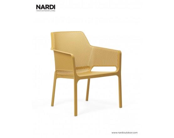Кресло Net Relax Senape: фото - магазин CANVAS outdoor furniture.