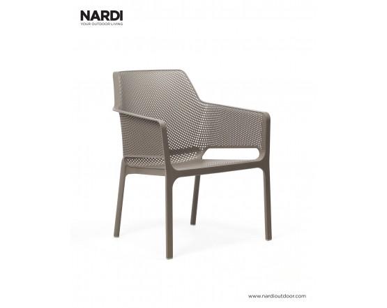 Кресло Net Relax Tortora: фото - магазин CANVAS outdoor furniture.