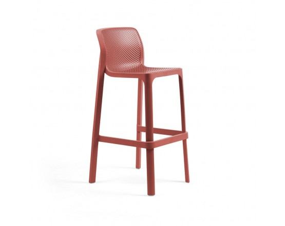 Барный стул Net Stool Corallo: фото - магазин CANVAS outdoor furniture.