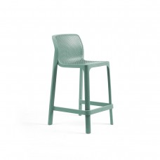 Барный стул Net Stool Mini Salice: фото - магазин CANVAS outdoor furniture.