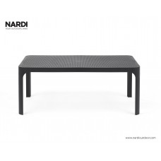 Стол Net Table 100 Antracite: фото - магазин CANVAS outdoor furniture.