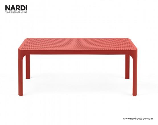 Стол Net Table 100 Corallo: фото - магазин CANVAS outdoor furniture.
