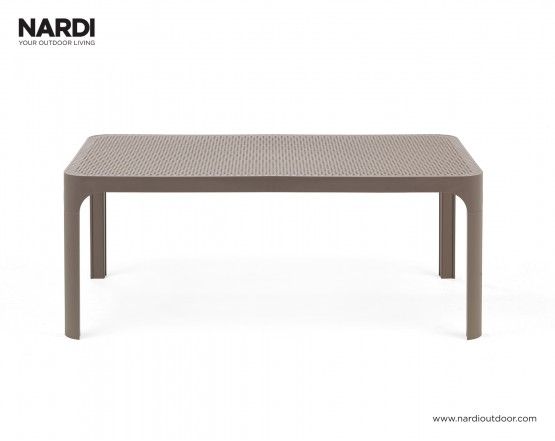 Стол Net Table 100 Tortora: фото - магазин CANVAS outdoor furniture.