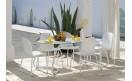 Стул Ninfea Dinner Bianco Vern Bianco: фото - магазин CANVAS outdoor furniture.
