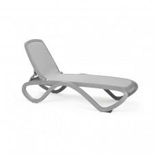 Шезлонг Omega Grigio Grigio: фото - магазин CANVAS outdoor furniture.