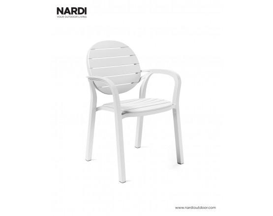 Кресло Palma Bianco Bianco: фото - магазин CANVAS outdoor furniture.