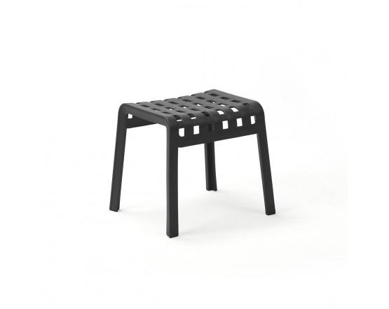 Подставка для ног Poggio Anthracite: фото - магазин CANVAS outdoor furniture.
