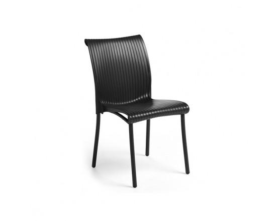 Стул Regina Antracite Vern Antracite: фото - магазин CANVAS outdoor furniture.