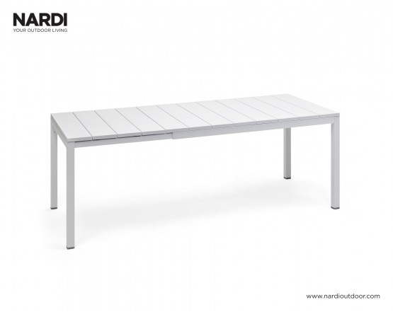 Стол Rio 140 Extensible Bianco Vern Bianco: фото - магазин CANVAS outdoor furniture.