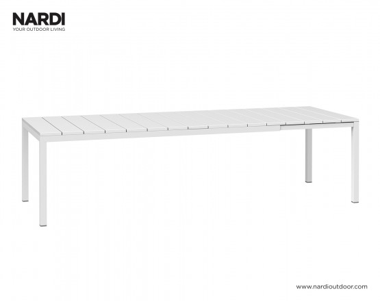 Стол Rio 210 Extensible Bianco Vern Bianco: фото - магазин CANVAS outdoor furniture.