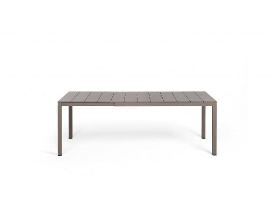 Стол Rio Alu 140 Extensible Tortora Vern Tortora: фото - магазин CANVAS outdoor furniture.