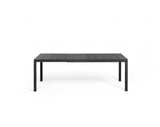 Стол Rio Alu 140 Extensible Antracite Vern Antracite: фото - магазин CANVAS outdoor furniture.