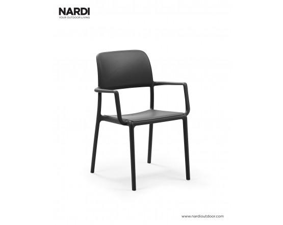 Кресло Riva Antracite: фото - магазин CANVAS outdoor furniture.