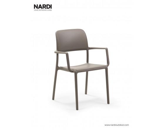 Кресло Riva Tortora: фото - магазин CANVAS outdoor furniture.