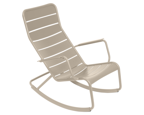 Кресло-качалка Luxembourg Nutmeg: фото - магазин CANVAS outdoor furniture.