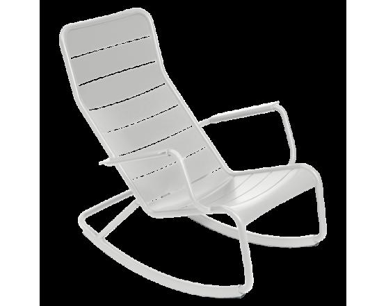 Кресло-качалка Luxembourg Steel Grey: фото - магазин CANVAS outdoor furniture.