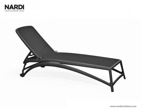 Шезлонг Atlantico Antracite Antracite : фото - магазин CANVAS outdoor furniture.