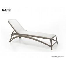 Шезлонг Atlantico Tortora Bianco: фото - магазин CANVAS outdoor furniture.