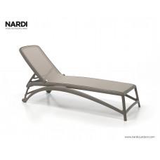 Шезлонг Atlantico Tortora Tortora: фото - магазин CANVAS outdoor furniture.