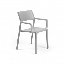 Trill Armchair Grigio: фото - магазин CANVAS outdoor furniture.