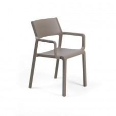 Trill Armchair Tortora: фото - магазин CANVAS outdoor furniture.