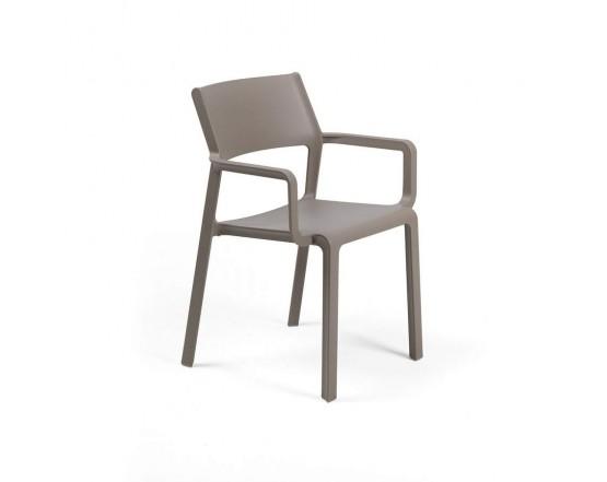 Trill Armchair Tortora: фото - магазин CANVAS outdoor furniture.