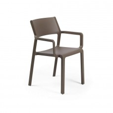Trill Armchair Tabacco: фото - магазин CANVAS outdoor furniture.