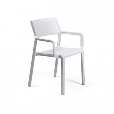 Trill Armchair Bianco: фото - магазин CANVAS outdoor furniture.