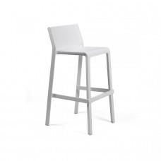 Барный стул Trill Stool Bianco: фото - магазин CANVAS outdoor furniture.