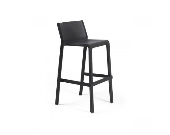 Барный стул Trill Stool Antracite: фото - магазин CANVAS outdoor furniture.