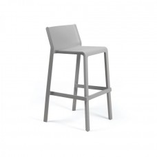 Барный стул Trill Stool Grigio: фото - магазин CANVAS outdoor furniture.