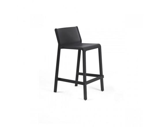 Барный стул Trill Stool Mini Antracite: фото - магазин CANVAS outdoor furniture.
