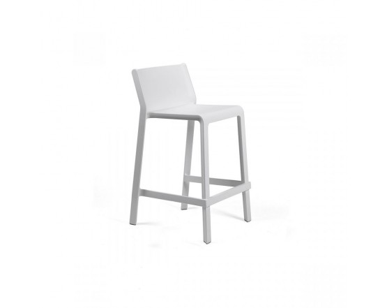 Барный стул Trill Stool Mini Bianco: фото - магазин CANVAS outdoor furniture.