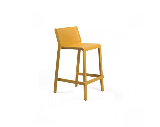 Барный стул Trill Stool Mini Senape: фото - магазин CANVAS outdoor furniture.