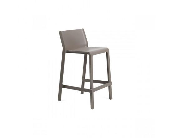 Барный стул Trill Stool Mini Tortora: фото - магазин CANVAS outdoor furniture.