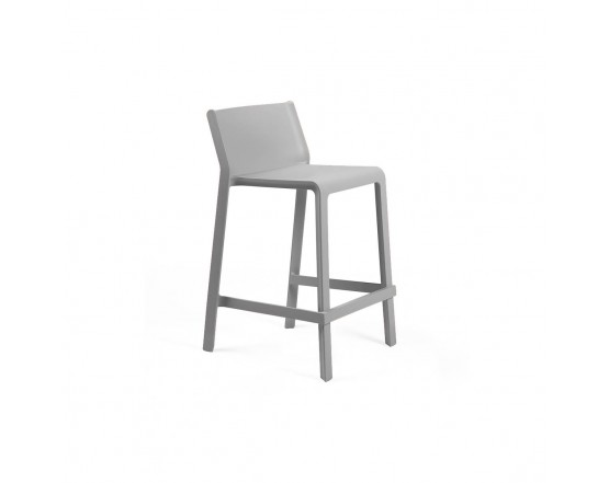 Барный стул Trill Stool Mini Grigio: фото - магазин CANVAS outdoor furniture.